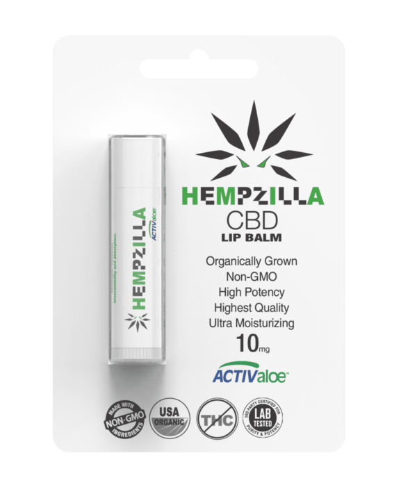 lip balm.379 Copy Hempzilla CBD