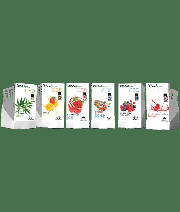 Pods_flavor