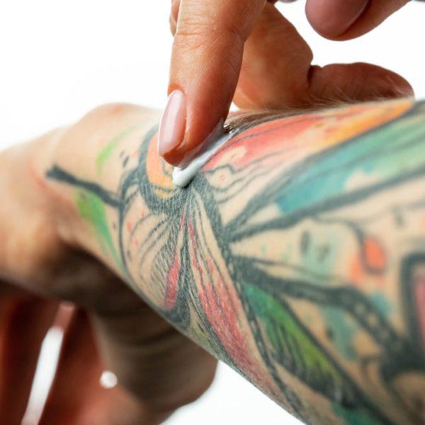 tattoo 2 Hempzilla CBD