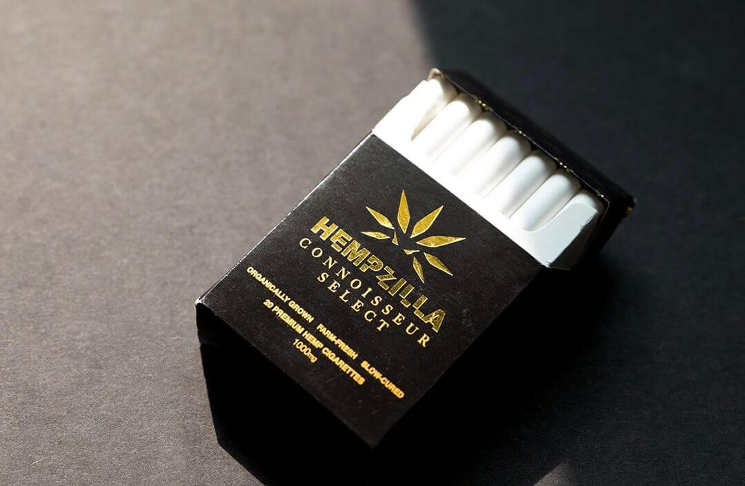 Hemp Cigarette 4 Hempzilla CBD