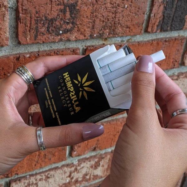 Premium Hemp Cigarettes