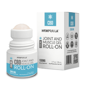 cbd roll on for joint and muscle