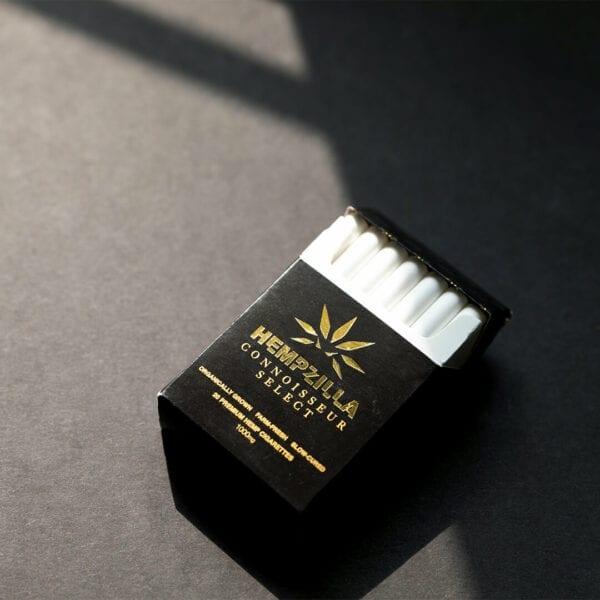 cigarettes Hempzilla CBD