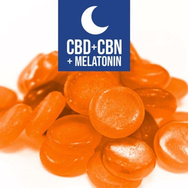 nighttime gummies Hempzilla CBD