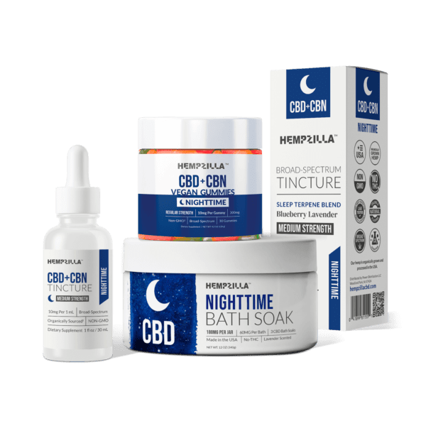nighttime cbd cdn bundle