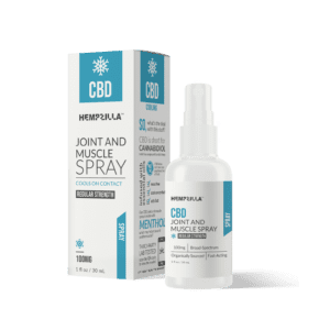 pain spray mockup Hempzilla CBD