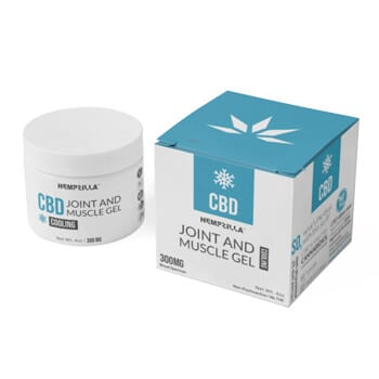 joint and muscle cbd gel