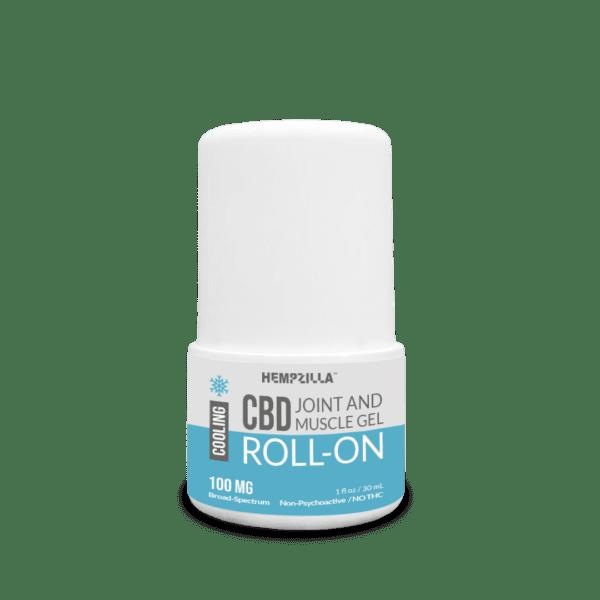 rebranded Roll On Main Image Hempzilla CBD