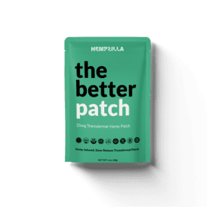the better patch sachet HEMP e1601566028779 Hempzilla CBD