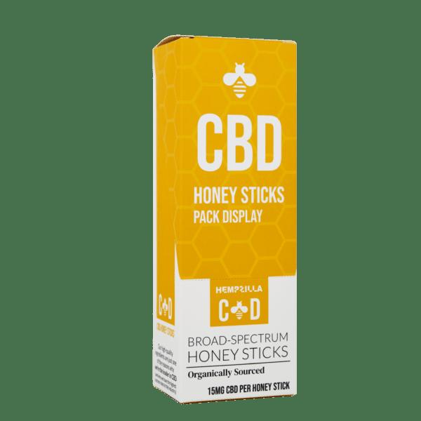 big honey sticks4 Hempzilla CBD
