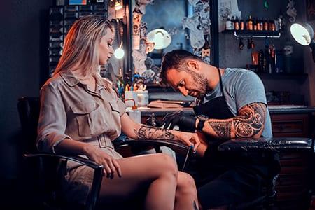hempzilla preserving tattoo 5 steps